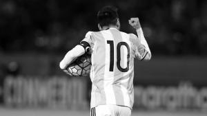"""Algo sobre Messi, su hermano y """"el medio futbolero"""""""