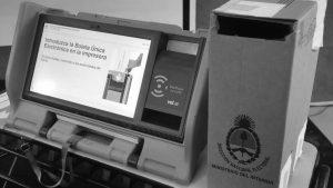 En año electoral, seguir repensando el voto electrónico