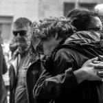 La otra cara del 1-O: voluntarios, solidaridad y actos pacifistas en las calles