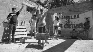 La Poderosa inaugura espacio cultural en Los Cortaderos