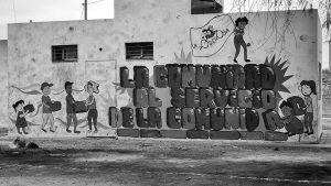 La Poderosa y el sueño de un salón comunitario propio en Los Cortaderos
