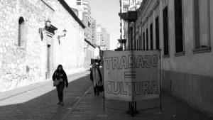 """Espacio Caseros, Arte y Oficios: """"Sólo queremos trabajar"""""""