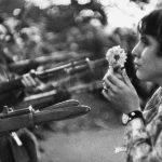 La chica del crisantemo