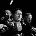 "Juez Gustavo Lleral: ""No declaró ningún testigo E"""