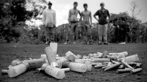 Encierro o entierro, el destino campesino en Paraguay