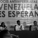 """Ante la amenaza imperialista: """"Todos somos Venezuela"""""""