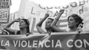 Miles marcharon en contra de la violencia machista