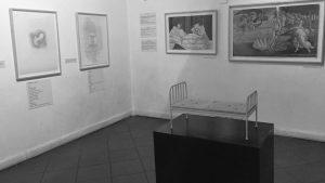 """""""No dejes que te acuesten"""": arte contra la violencia obstétrica"""