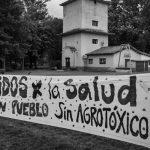 Avanza el juicio por fumigaciones en Dique Chico: una buena para vecinos y vecinas