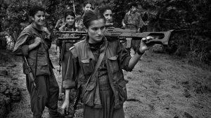 Mujeres de Kurdistán y la emancipación verdadera