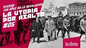 La Utopía por Asalto #5: La experiencia de la Proletkult en el fragor de la revolución rusa (I)