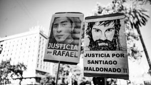 Provincias denunciarán en la CIDH el asesinato de Rafael Nahuel