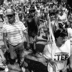 CTEP sale a la calle en una nueva jornada nacional de lucha