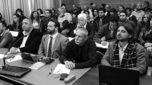 Escandalosa sanción a Juan Grabois por un alegato