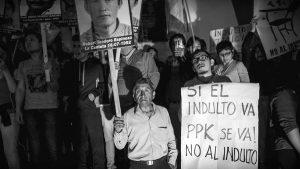 Fujimori libre: la única agenda es la calle