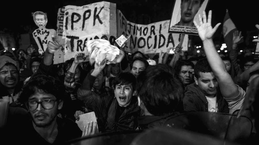 Kuczynski-fujimori-indulto-protestas4