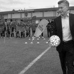 Un fútbol a la medida de Macri
