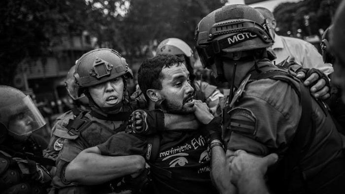 Nacho-Yuchark-congreso-represion-gendarmeria-2