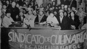 Sindicato de Culinarias: mujeres en la lucha del pueblo boliviano