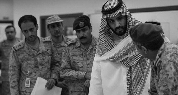 Yemen Mohammed Bin Salman la-tinta