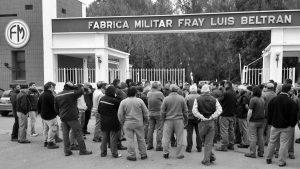 Continúan los despidos en Fabricaciones Militares
