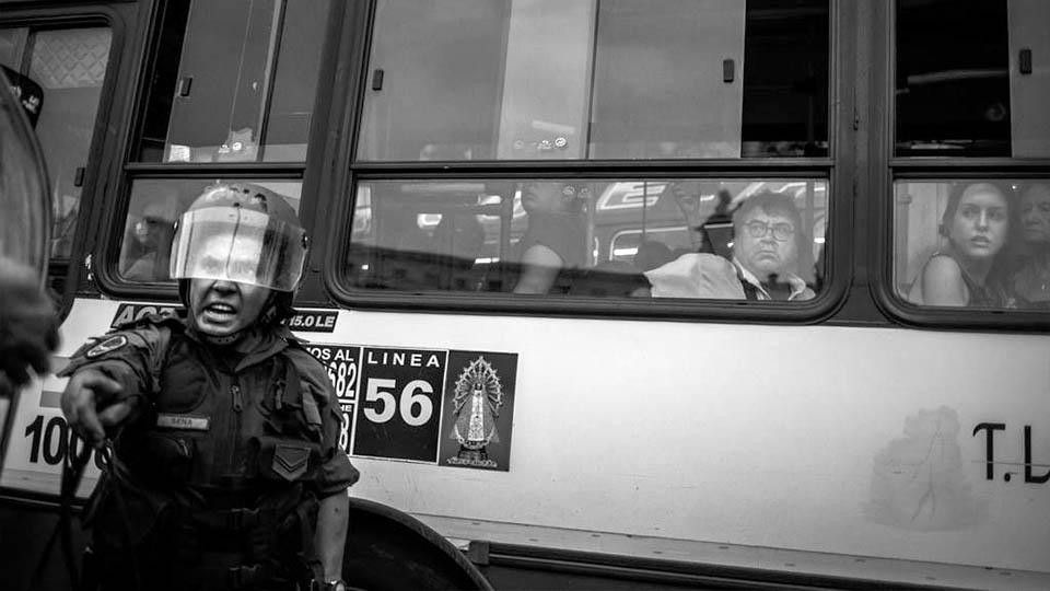 gendarmeria-represion-policia-castigar-coercion-patricia-bullrich