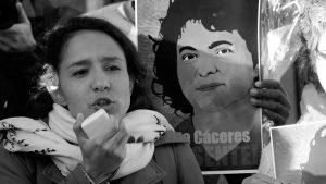 Berta Cáceres: la justicia llega cada vez más arriba