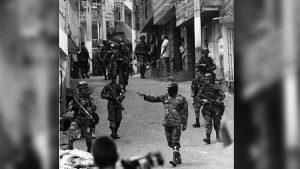 La Operación Orión y la contrainsurgencia urbana