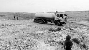 Palestina: La ocupación del agua