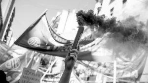 Diciembre arde en las calles de Córdoba