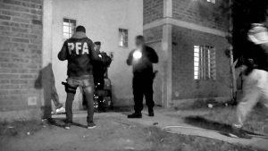 La Policía Federal allanó la Universidad Nacional del Comahue