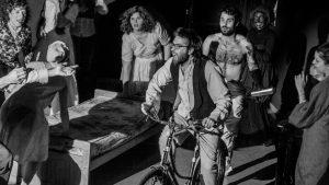 Pintó Sodoma: desdoblar los clásicos para que vuelvan a decir