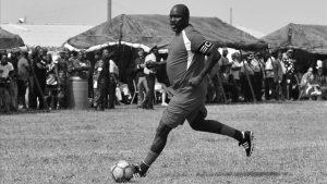 Weah, el primer futbolista en ser presidente