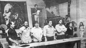 Homenaje a Armando Jaime, fundador del Frente Revolucionario Peronista