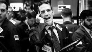 El desplome de las Bolsas