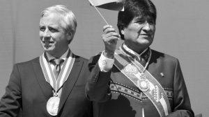 Evo Morales, entre la real politik y el pueblo