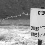 Entre explosivos: así se vive y se muere en el Valle del Jordán