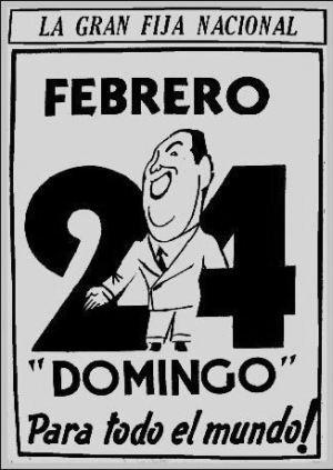 peron elecciones 1946