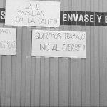 Arroyito: mujeres organizadas en defensa de la fuente laboral