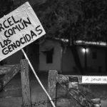 Pueblada en San Javier para escrachar a represor con domiciliaria