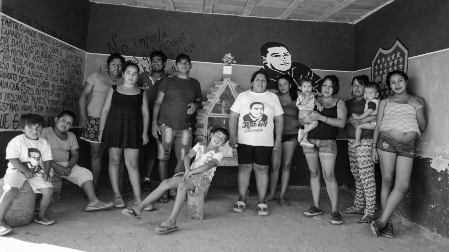Raul-Ledesma-familia-gruta