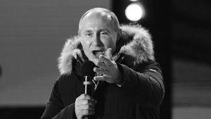 Rusia: con más del 75 %, Vladimir Putin es reelecto presidente