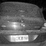 Balearon el vehículo de un autoconvocado de Río Tercero