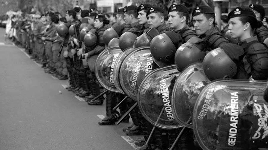 comando-unificado-patagonia-gendarmeria-bullrich-represion