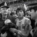 El fútbol, lo único permitido en aquel marzo de 1976