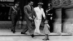 La niña y el dictador