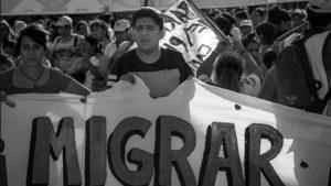 Migrantazo, somos todos iguales