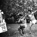 Futbolistas, jóvenes y con memoria