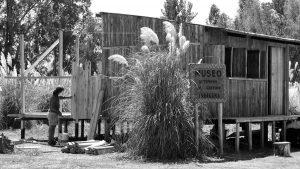 El museo de gestión indígena en Punta Querandí sigue creciendo