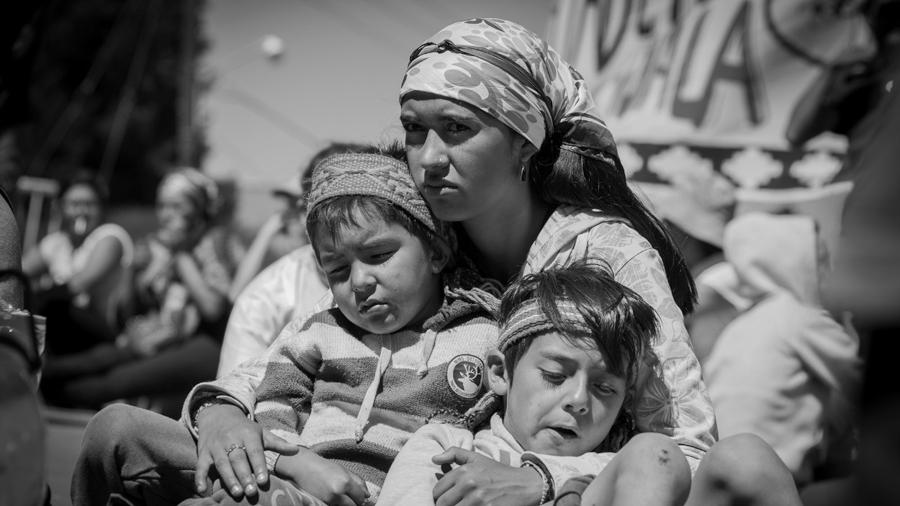 persecucion-bullrich-mapuche